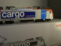 Märklin SBB E-Lok E 186 Railpool # 36607