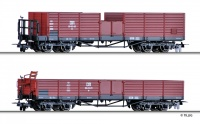Güterwagenset der DR