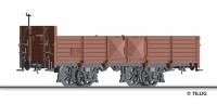 offener Güterwagen H0m  DR 99-03-06 Ep III/IV