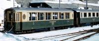 RhB As 1141 Salonwagen grün/creme