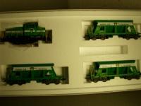 Makies Lok mit 3 Wagen Märklin # 26579