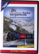"DVD ""Dampfbahn Furka Bergstrecke"""