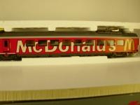 HAG 498 Restaurantwagen McDonald`s