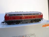 Märklin 3675 DB V160 EP III rot