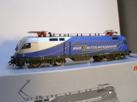 Märklin 39834 BR ES64U2 Mittelweserbahn