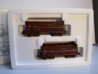 Märklin 48447 Wagen-Set On Rail