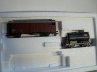 Märklin Schweizer Güterwagen Set